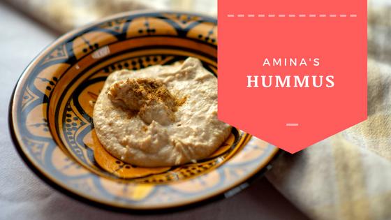 Amina's Hummus