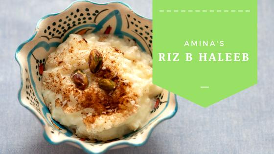 Amina's Riz-b-haleeb